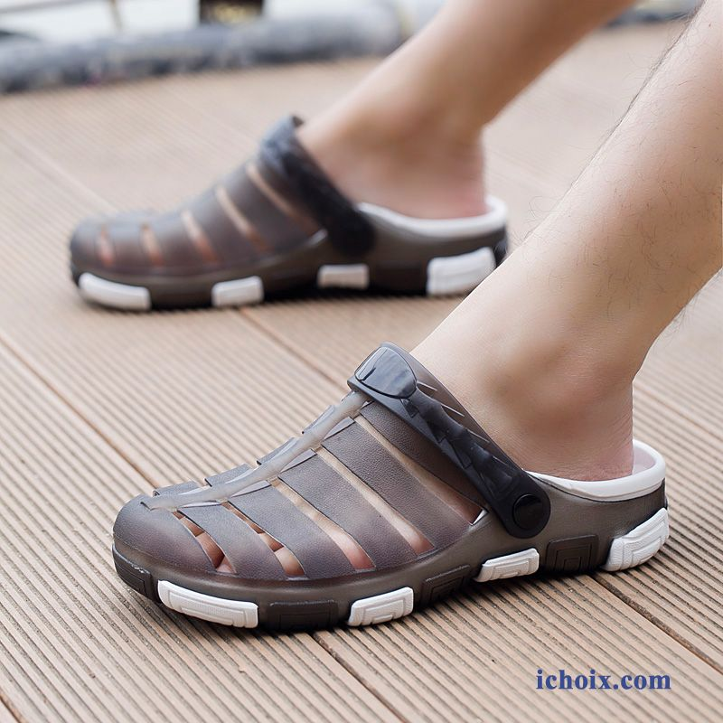 Taille Chaussons Tongs Homme Sandales Grande Respirant thdCrxBQs