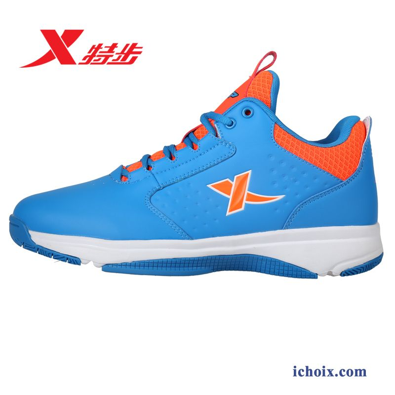 Chaussure De Basketball Homme Coussinage Porter Confortable De Plein Air Chaussures De Basket